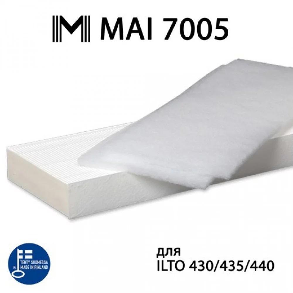 Комплект фильтров для ILTO 430, 435, 440